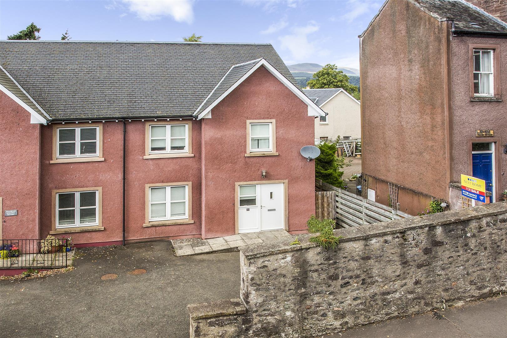 3A, Galvelmore Street, Crieff, Perthshire, PH7 4DN, UK
